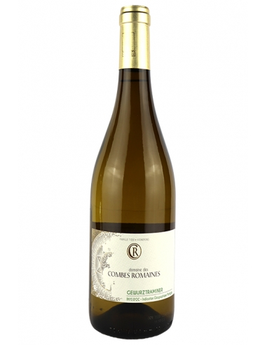 "Domaine les Combes Romaines ""The other"" IGP OC Blanc 2020"