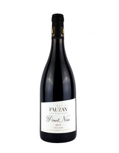 "Château de Fauzan ""Pinot Noir"" IGP Oc Rouge 2017"