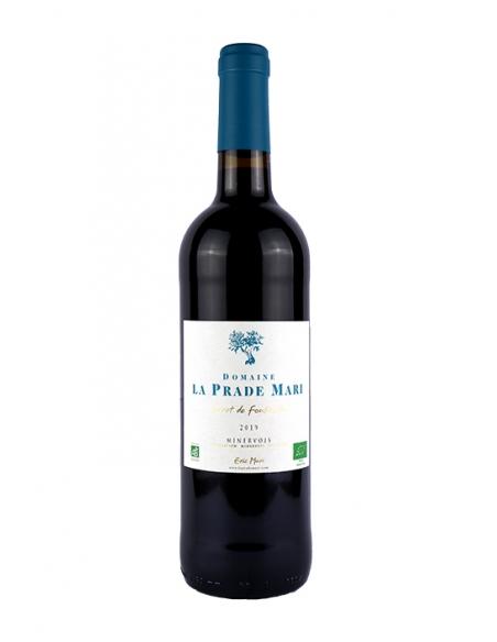 "Domaine La Prade Mari ""Secret de Fontenille"" AOC Minervois Rouge 2020"