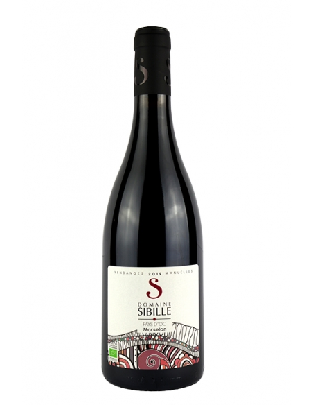 """Domaine Sibille """"Marselan"""" IGP Oc Rouge 2019"""