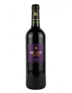 """Domaine Sicard """"Sicarignan"""" Vin De France Rouge 2017"""