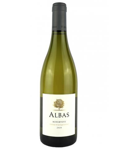 """Château Saint Jacques d'Albas """"Albas"""" AOC Minervois Blanc 2020"""