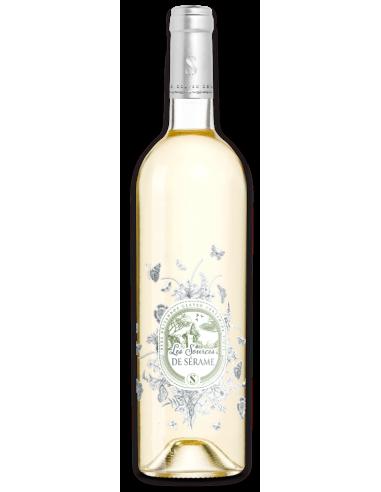 """Les Vignobles d'Exéa """"Sources de Sérame"""" IGP Oc Blanc 2020"""