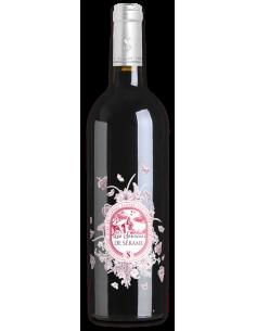 """Les Vignobles d'Exéa """"Sources de Sérame"""" IGP Oc Rouge 2020"""