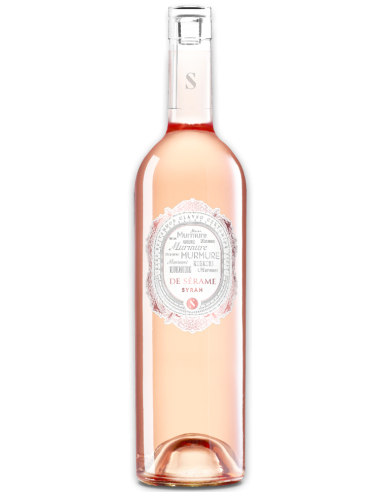 """Les Vignobles d'Exéa """"Murmure de Sérame"""" IGP Oc Rosé 2020"""