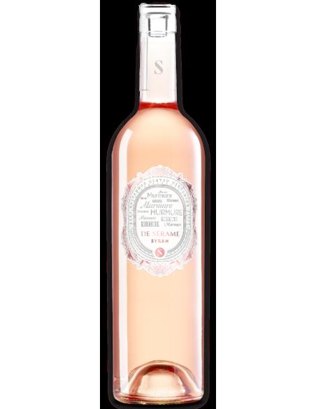 """Les Vignobles d'Exéa """"Murmure de Sérame"""" IGP Oc Rosé 2020 Magnum"""