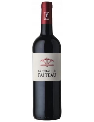 "Château Faîteau ""Syrah"" IGP Oc Rouge 2017"